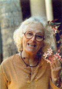 Christine de Rivoyre au début des années 2000.