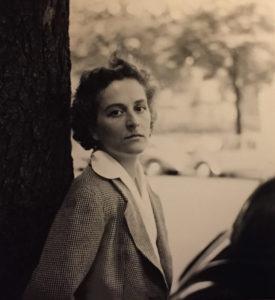 Christine de Rivoyre dans les années 50.