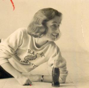 Christine de Rivoyre célèbre les joies de la vie à l'américaine.