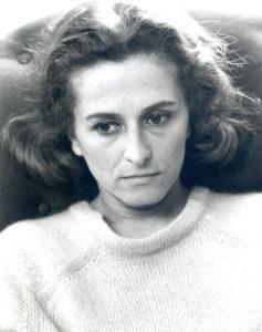 """Christine de Rivoyre """"femme de cendre"""" dans les années 50."""