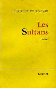 Couverture de l'édition originale des Sultans (1964)