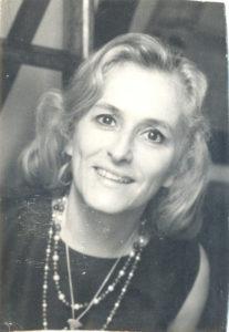 Christine de Rivoyre dans les années 60.
